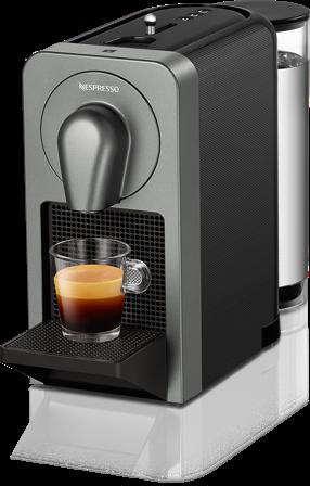 Prodigio, la cafetera que prepara los cafés a través del smartphone
